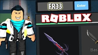 He Used The Fr33 Code Roblox Assassin Minecraftvideostv - roblox assassin codes for knives 2017