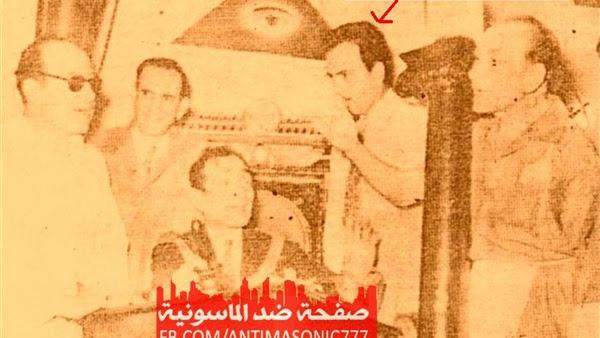 بالصور.. الفنانون المصريون المنتمون للماسونية