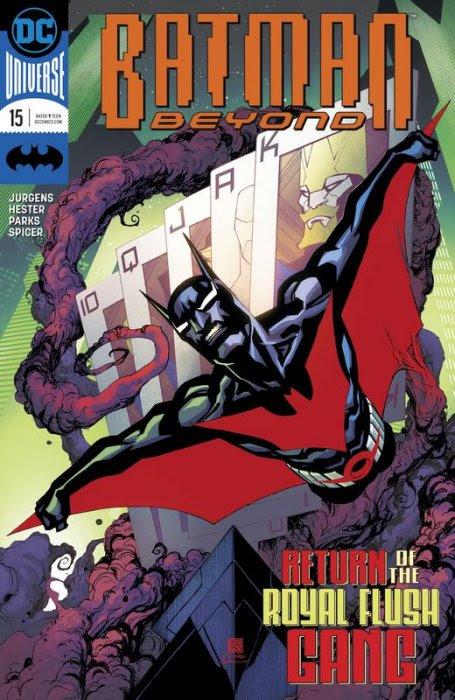 Batman Beyond #15
