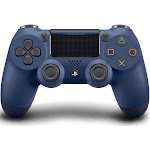 DualShock 4 Midnight Blue Controller for PlayStation 4 (Sony PlayStation 4)