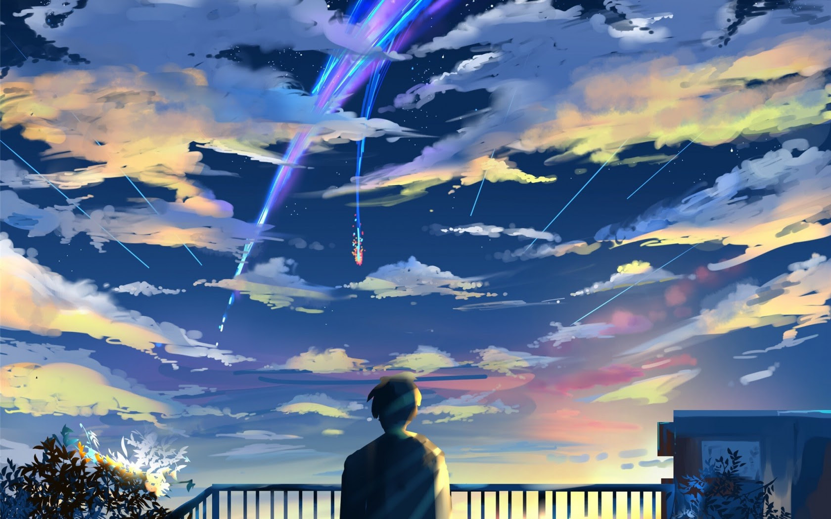 Anime Your Name Wallpaper Iphone Anime Wallpapers