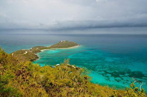 View of Rendezvous Bay - St. John - US Virgin Islands - USVI