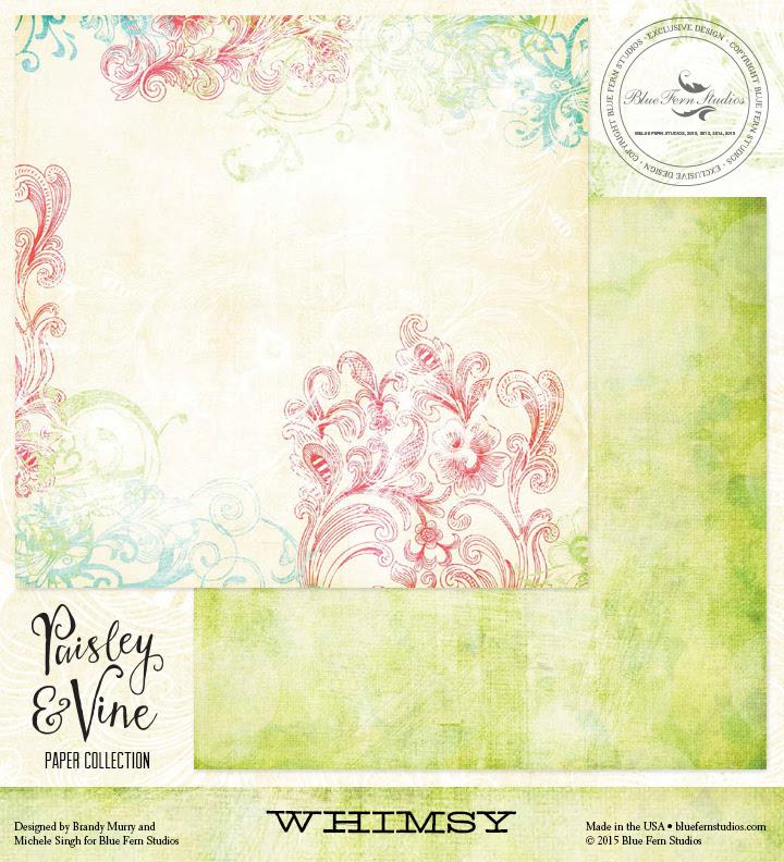 Paisley & Vine: Whimsy