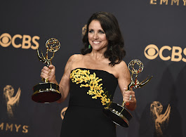 Julia Louis-Dreyfus to receive the 2018 Mark Twain Prize for American Humor