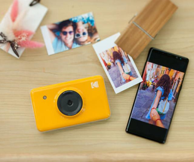 【Kodak MiniShot 即影即有相機】韓國製 柯達 MS-210 可連手機印相 消費券購物推介