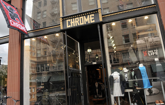 Chrome Industries will relocate from San Francisco to Portland - BikePortland.org