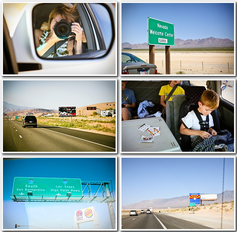 WA roadtrip day 1