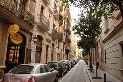Street in Gracia