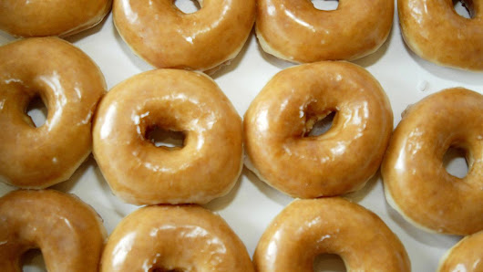 Krispy Kreme expands share repurchase program to $105M - Greensboro - Triad Business Journal