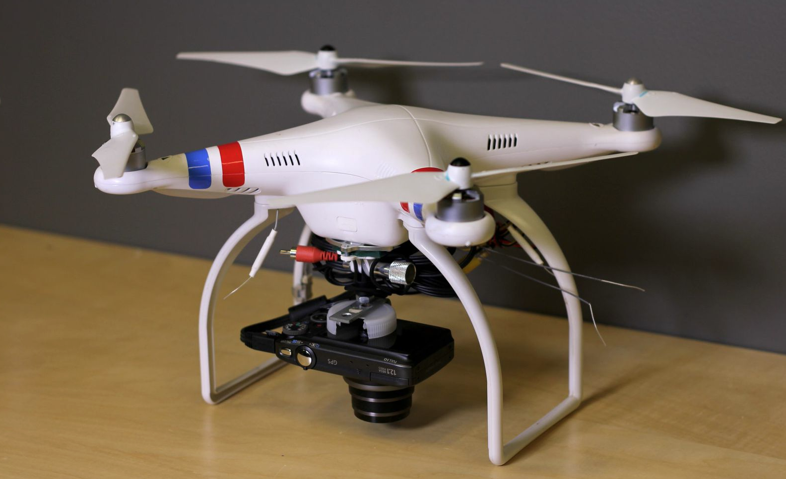 Using Drones to Make 3D Models on Deadline  American Journalism Review