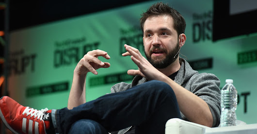 Reddit's Alexis Ohanian reflects on a giant fail that changed his life