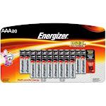 Energizer Max E92LP-20 Battery - AAA - Alkaline