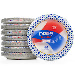 "Dixie 170-Ct. Ultra 10"" Paper Plate Pack One-Size"