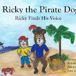 Ricky the Pirate Dog