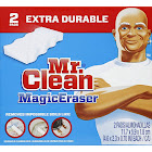 Mr. Clean Magic Eraser, Extra Power - 2 pads