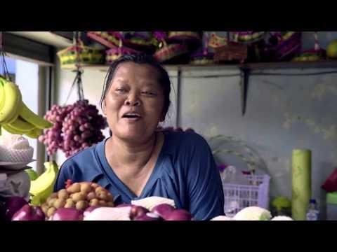 #IndonesiaDigitalNation - Harapan Sederhana dari Seorang Ibu Penjual Buah