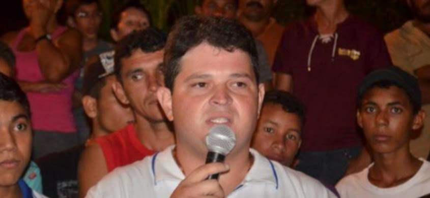 Prefeito de Emas é afastado do cargo pela Justiça Federal por ato de improbidade administrativa