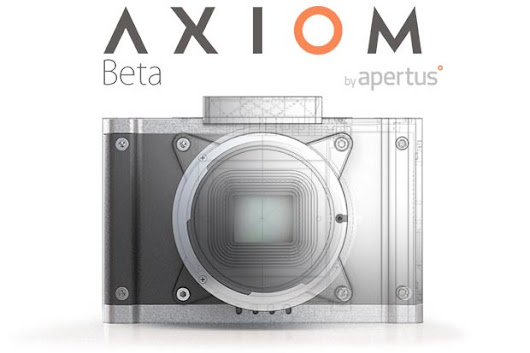 AXIOM Beta: The first open digital cinema camera