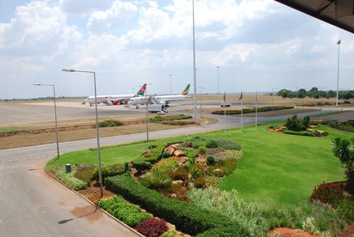 ET & KQ in Lilongwe, Malawi