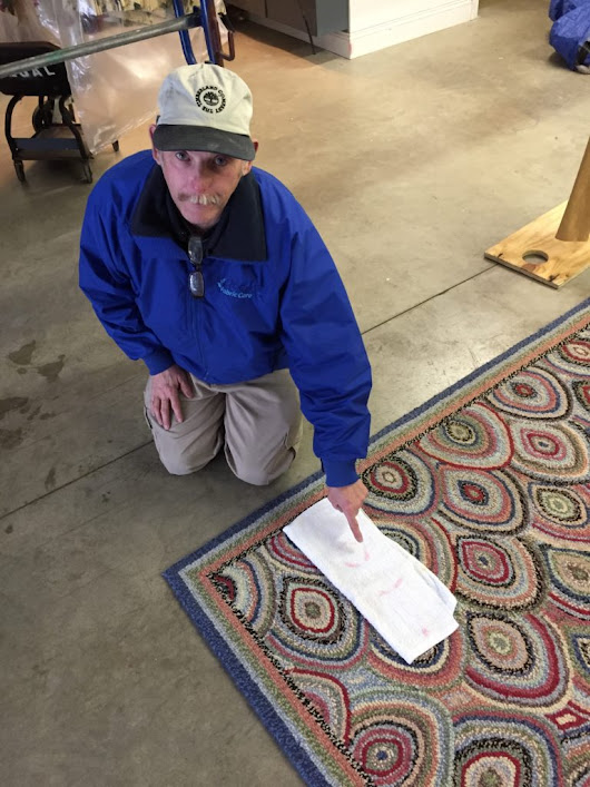 Why Test Rugs for Color Fastness Prior To Wash - REGAL FABRIC CARE - 781-995-0683