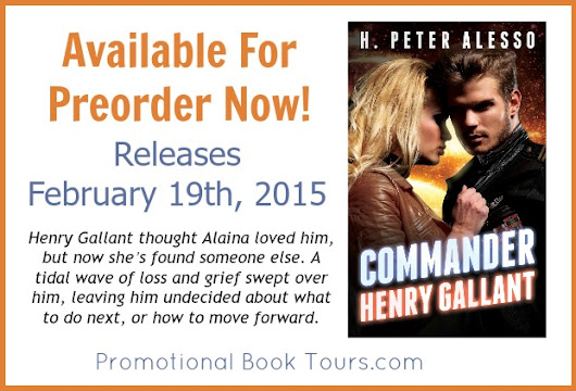 Commander Henry Gallant by H. Peter Alesso
