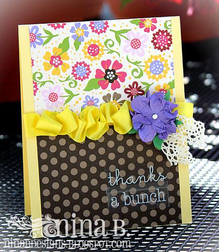 Bazzill Card 2