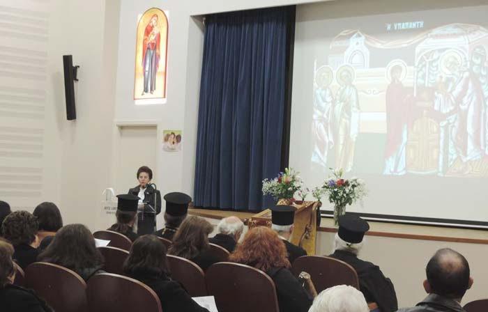 Άρτα: Γιορτή της Μάνας στην Ιερά Μητρόπολη Άρτης