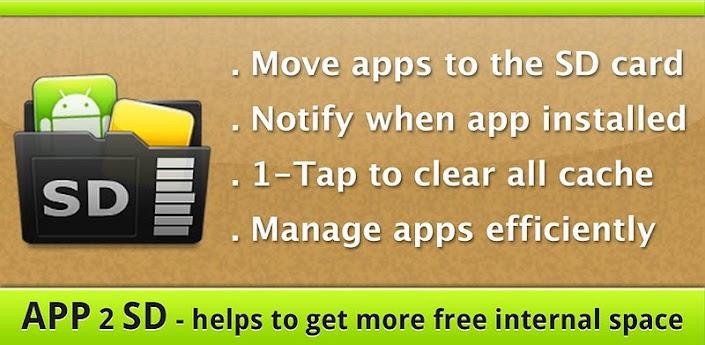Download AppMgr Pro III (App 2 SD) Apk