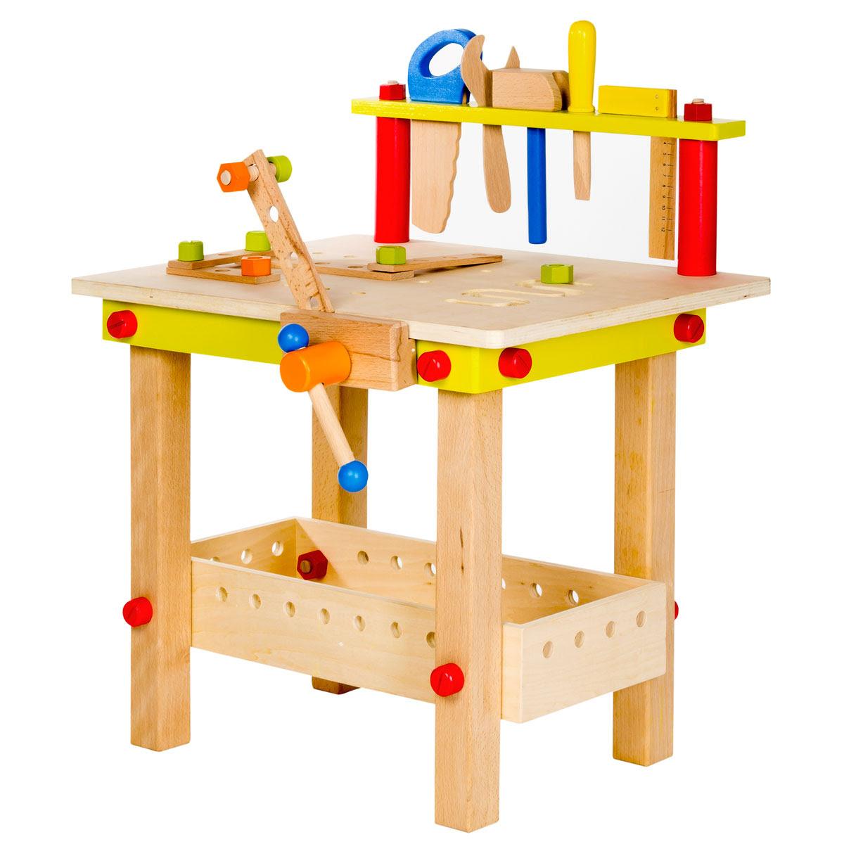 werkzeugbank für kleinkinder