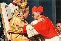 Είδαν τον Πάπα να τον σέρνουν δαιμόνια