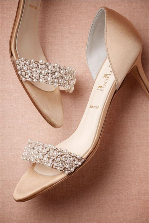 Best 20  Peach wedding shoes ideas on Pinterest