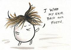 I Whip My Hair