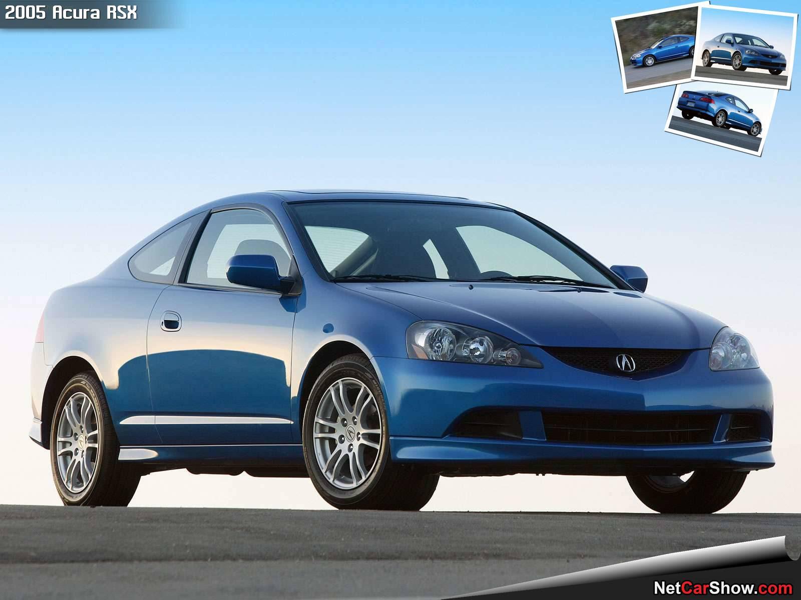 Acura RSX (2005)