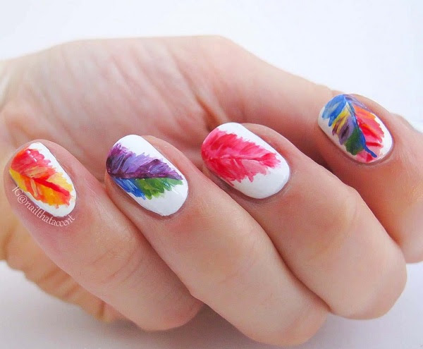 nail-art-gallery-feather-nail-art-photos