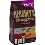Hershey's Nuggets Party Size Assorted Chocolates - 31.5oz