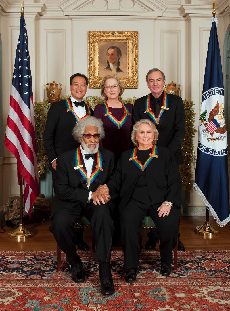 2011 Kennedy Center Honorees