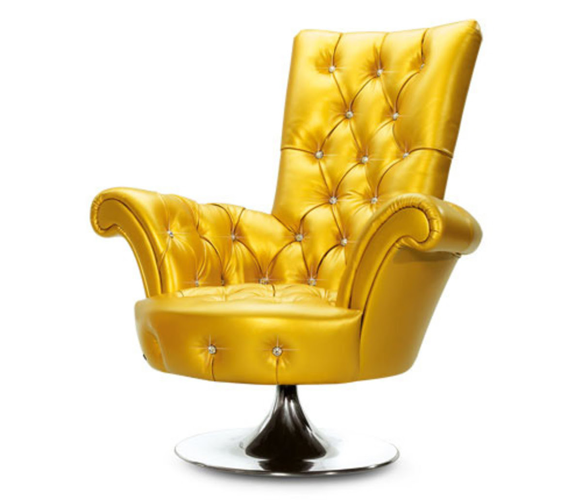 10 Great Examples of Bold Yellow Furniture