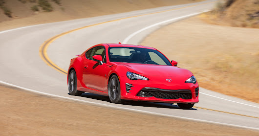 Review: 2017 Toyota 86 is Scion FR-S sports car reborn