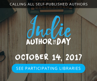 Calling All Self-Published Authors! Indie Author Day October 10, 2017.