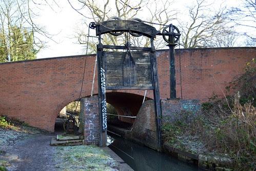 Kings Norton Stop Lock, Stratford-upon-Avon Canal