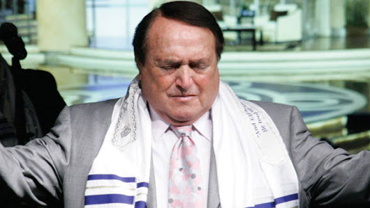 Morris Cerullo World Evangelism Christian Leader Training