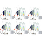 Sylvania Lightify by Osram Smart Home Starter Kit with 2 LED Lights (6 Pack)