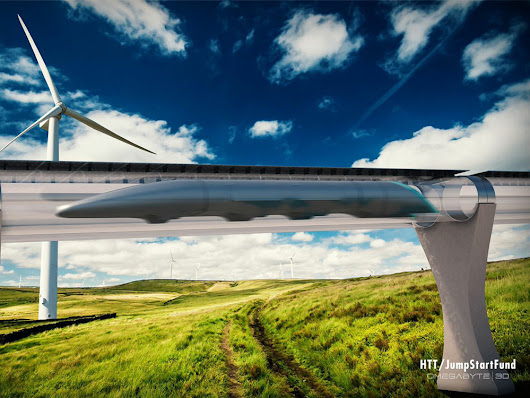 The Crowdsourced Company Building Elon's Hyperloop Is Going Public | WIRED