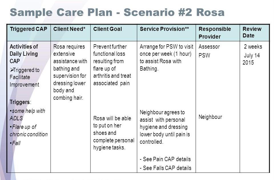 Family Nursing Care Plan Sample By Maglaya - Sample Site f