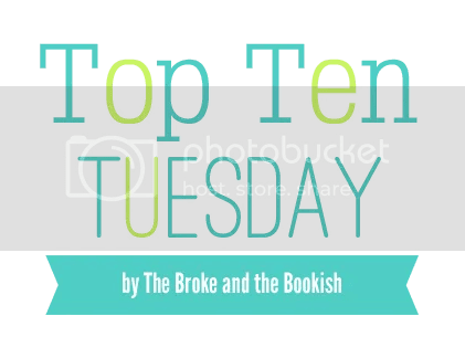 TOP TEN TUESDAY | favorite secondary characters