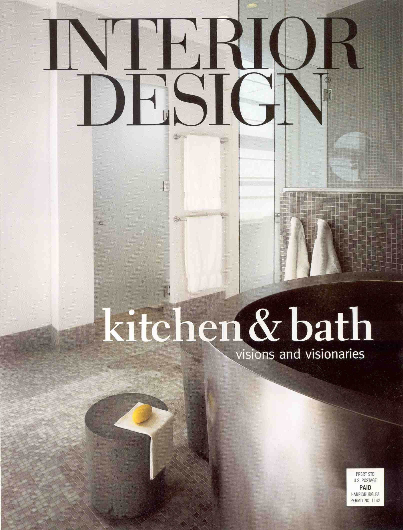 Lucianna Samu renovations featured in Interior Design Magazine