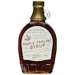Maple Praline Syrup Contains Sugar 12 Oz Bottle