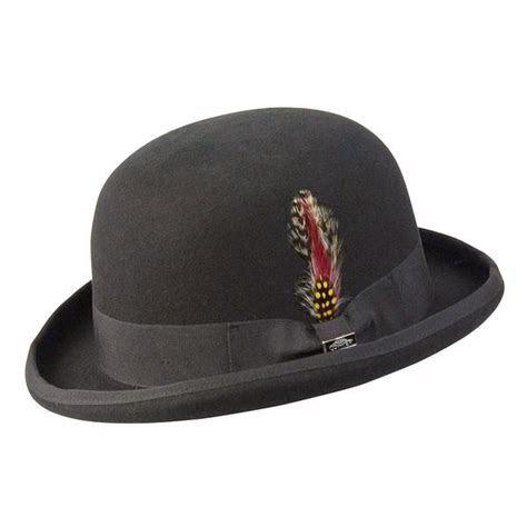 Humphrey Wool Bowler Hat   Conner Hats
