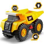 CAT Tough Machines Dump Truck