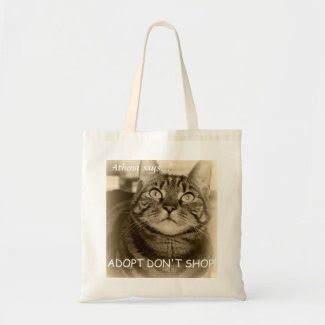 Athena Adopt Don't Shop Bag